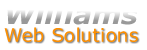 Williams Web Solutions provides the best, local, and ONLY professional website development, website and business-class email hosting, and Internet marketing.